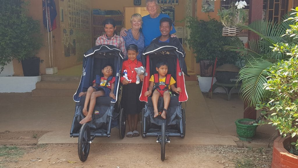 World Vision in Cambodia