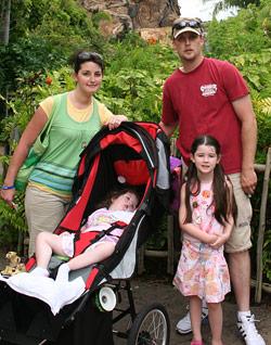 The Davis Family, West Virginia